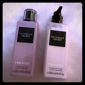 Victoria's Secret Fabulous Fragrance Set